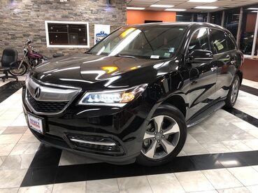 2014_Acura_MDX__ Worcester MA