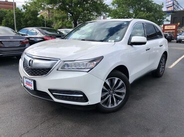 2014_Acura_MDX_Tech Pkg_ Worcester MA