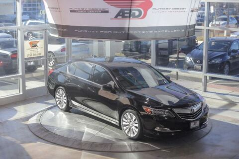 2014_Acura_RLX_6-Spd AT w/Technology Package_ Chantilly VA