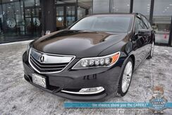 2014_Acura_RLX_Advance Pkg / Heated & Cooled Leather Seats / Krell Speakers / Lane Departure & Blind Spot / Adaptive Cruise Control / Navigation / Sunroof / Bluetooth / Back Up Camera / 31 MPG_ Anchorage AK