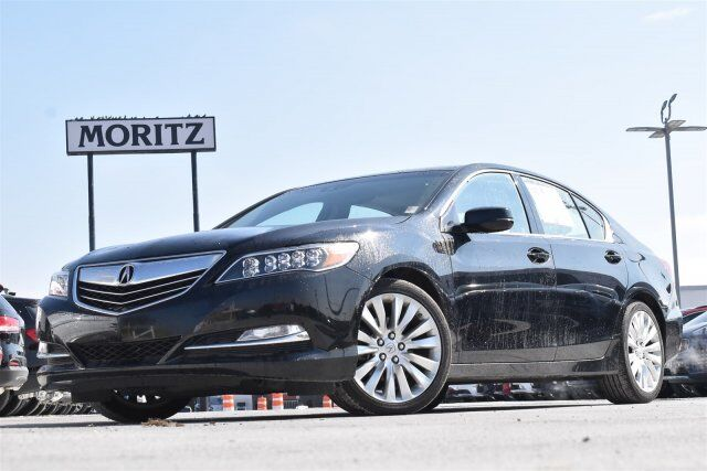 2014 Acura RLX Tech Pkg Fort Worth TX