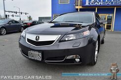 2014_Acura_TL_Advance / AWD / Heated & Cooled Leather Seats / Sunroof / Navigation / Blind Spot Alert / Bluetooth / Back Up Camera / 26 MPG / Only 38K Miles_ Anchorage AK