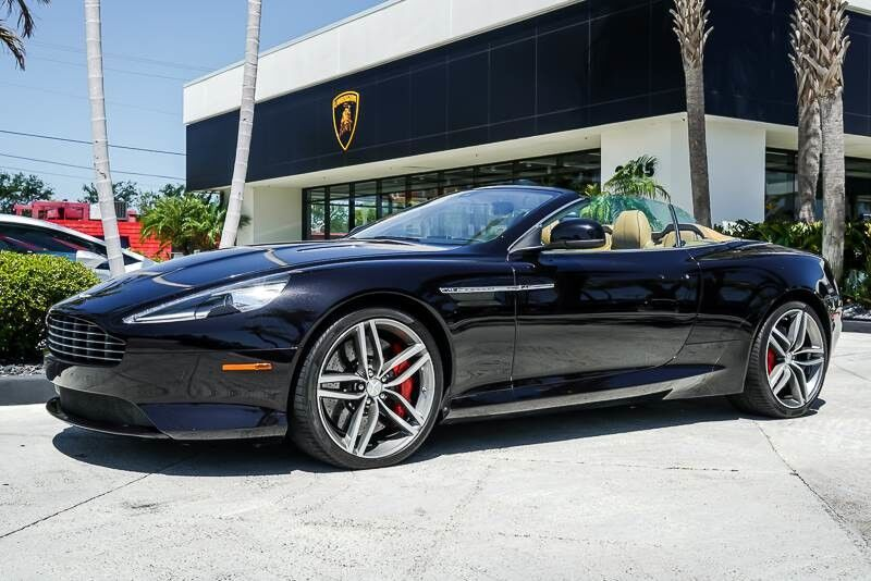 PreOwned Aston Martin Palm Beach FL - Aston martin dealership florida