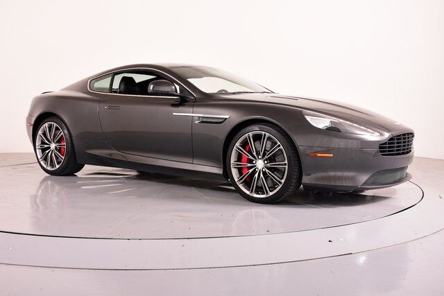 2014_Aston Martin_DB9__ Dallas TX