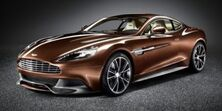 Aston Martin Vanquish 2dr Coupe 5.9L V12 Only 9k Miles Extra Clean. 2014