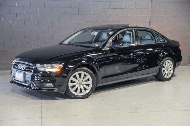 2014_Audi_A4 2.0 Quattro Premium_4dr Sedan_ Chicago IL
