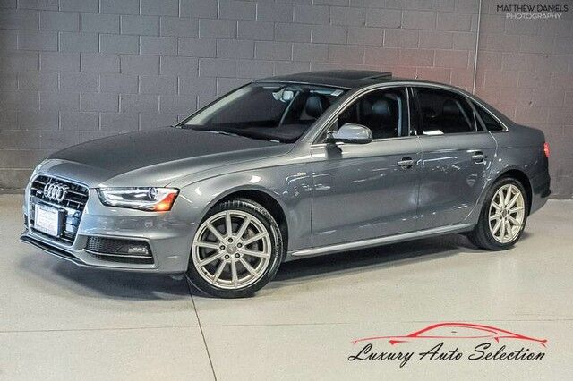 2014_Audi_A4 2.0 Quattro Premium Plus_4dr Sedan_ Chicago IL