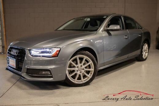 2014 Audi A4 2.0 Quattro Premium Plus 4dr Sedan Chicago IL