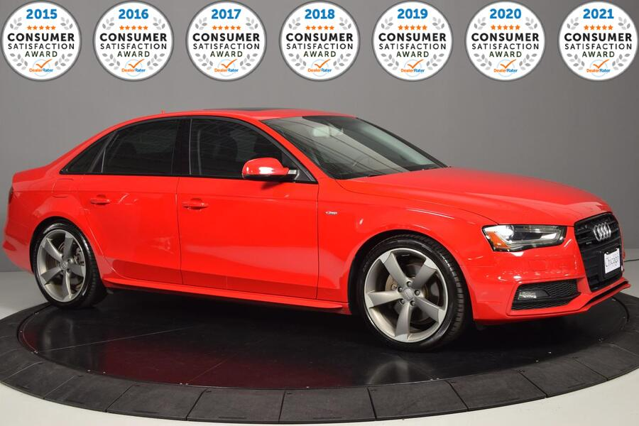2014_Audi_A4_Premium Plus_ Glendale Heights IL