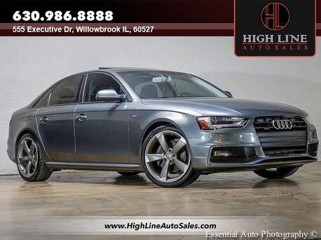 2014_Audi_A4_Premium Plus_ Willowbrook IL