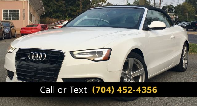 2014 Audi A5 Cabriolet 2.0T quattro Tiptronic Charlotte and Monroe NC