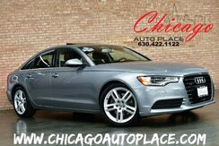 2014_Audi_A6_2.0T Premium Plus QUATTRO - 1 OWNER SPORT PACKAGE KEYLESS GO NAVI BACKUP CAM HEATED SEATS_ Bensenville IL