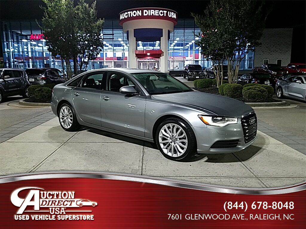 Used Audi A T Premium Plus Raleigh NC - Glenwood audi