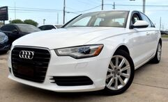 2014_Audi_A6_2.0T Premium_ Houston TX