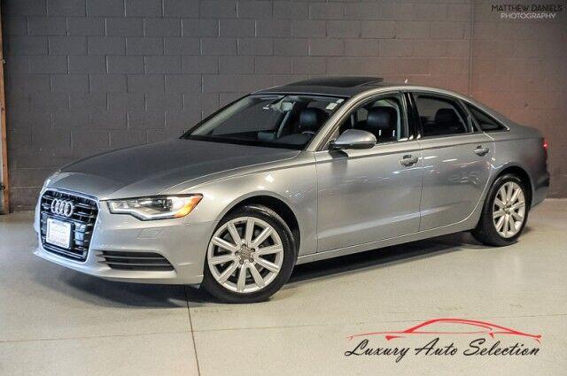 2014_Audi_A6 2.0T Quattro Premium Plus_4dr SUV_ Chicago IL