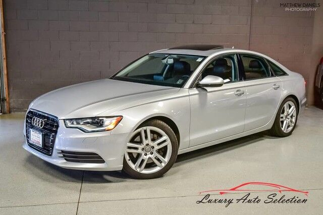 2014_Audi_A6 2.0T Quattro Premium Plus_4dr Sedan_ Chicago IL