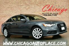 2014_Audi_A6_3.0T Prestige - HEADS UP DISPLAY - BOSE SOUND - BLIND SPOT - NIGHT VISION - HEATED & COOLED SEATS - NAVIGATION - BACK UP CAMERA W/ 360 VIEW_ Bensenville IL