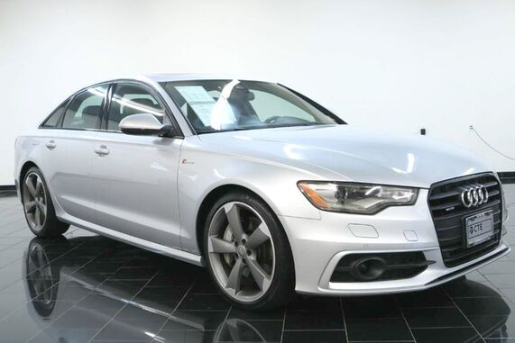 2014_Audi_A6_4dr Sdn quattro 3.0T Prestige, Clean Carfax, Presitge Package, Driver Assistance Package, Audi Side Assist, Cold Weather Package, Bose Sound, Navigation, Back-up Camera,_ Leonia NJ