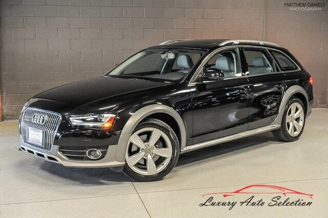 2014_Audi_Allroad Quattro Premium Plus_4dr Wagon_ Chicago IL