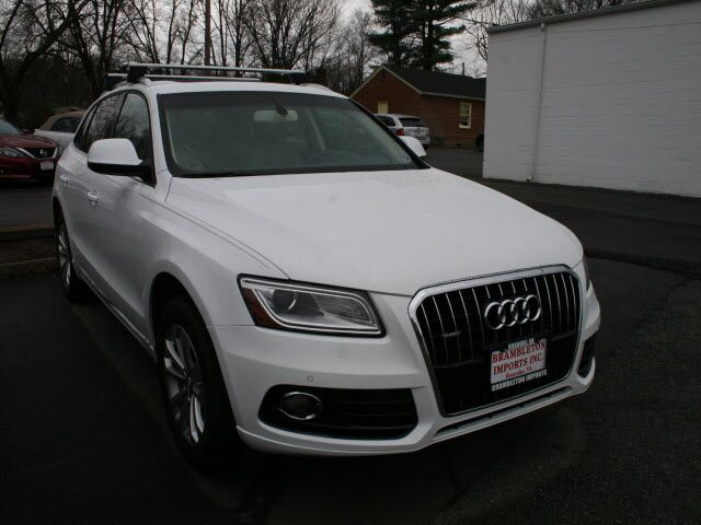 2014 Audi Q5 2.0T quattro Premium Plus Roanoke VA