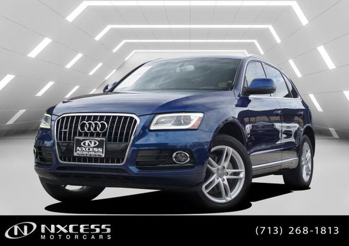 2014 Audi Q5 Premium Plus Houston TX