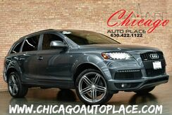 2014_Audi_Q7_3.0L TDI Prestige - 1 OWNER TURBO DIESEL ORIGINAL MSRP: $69,545 S-LINE PACKAGE 21'' WHEELS NAVIGATION BACKUP CAMERA PANORAMIC ROOF BOSE AUDIO_ Bensenville IL