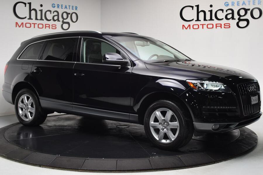 2014_Audi_Q7_3.0T Premium Plus_ Chicago IL
