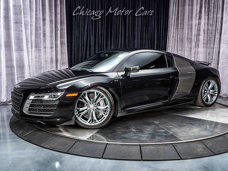 Vehicle Details   2014 Audi R8 ESS Supercharged At Chicago Motor Cars  East  West Chicago   Chicago Motor Cars