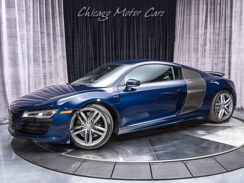2014_Audi_R8 V10 5.2L Quattro_Coupe_ Chicago IL