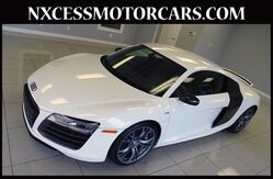2014_Audi_R8_V10 PLUS EDT. OLUFSEN AUDIO LIKE NEW 1-OWNER._ Houston TX