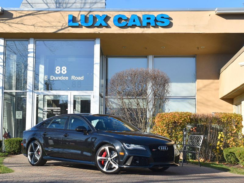 2014_Audi_RS 7_Prestige Nav Night-Vision Quattro MSRP $128,340_ Buffalo Grove IL