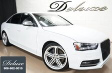 2014_Audi_S4_Premium Plus Quattro, Navigation System, Rear-View Camera, Bang & Olufsen Surround Sound, Bluetooth Streaming Audio, Heated Leather Seats, Power Sunroof, 19-Inch Alloy Wheels,_ Linden NJ