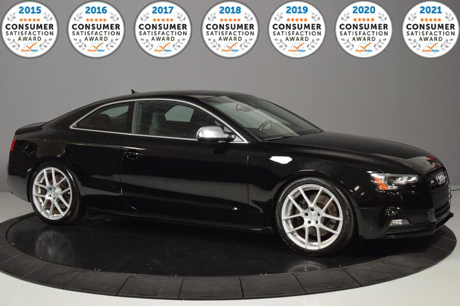 2014_Audi_S5_Premium Plus_ Glendale Heights IL