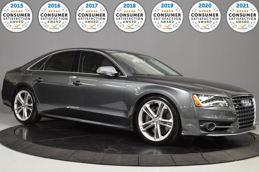2014_Audi_S8__ Glendale Heights IL
