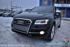 2014_Audi_SQ5_Prestige / AWD / Supercharged / Power & Heated Leather Seats / Panoramic Sunroof / Bang & Olufsen Speakers / Navigation / Bluetooth / Back Up Camera / Blind Spot Alert / Power Liftgate / HID Headlights / Low Miles_ Anchorage AK