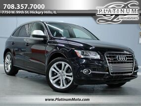 Audi SQ5 Prestige Quattro Loaded Pano Nav 1 Owner 2014