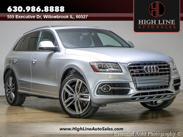 2014 Audi SQ5 Prestige Willowbrook IL