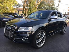 Audi SQ5 Prestige 2014