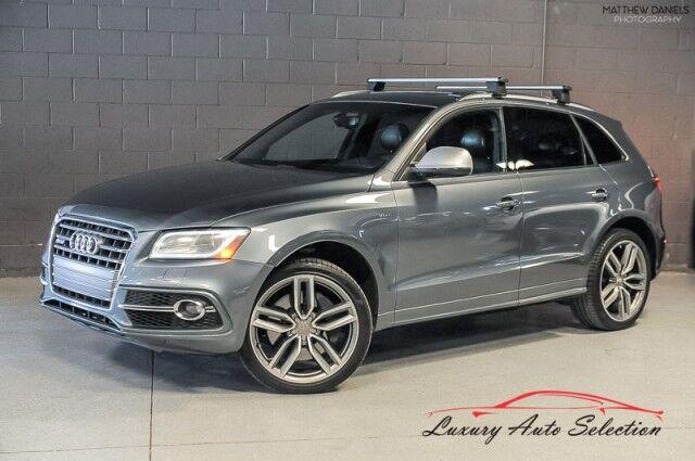 2014_Audi_SQ5 Quattro Premium Plus_4dr SUV_ Chicago IL