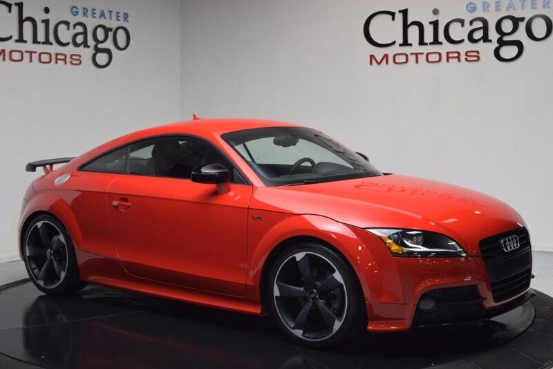 2014_Audi_TT 2.0t S Line Competition Pack_$46,325 msrp! Navigation!_ Chicago IL
