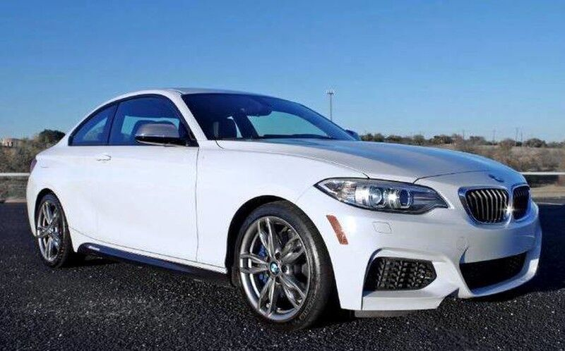 Vehicle details  2014 BMW 2 Series at RLB Auto Group Fort Worth