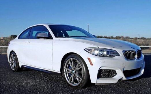 2014_BMW_2 Series_M235i Coupe_ Fort Worth TX
