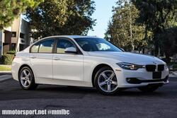 BMW 3 Series 320i 4dr Sedan 2014