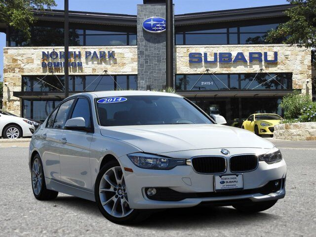 2014 BMW 3 Series 320i San Antonio TX