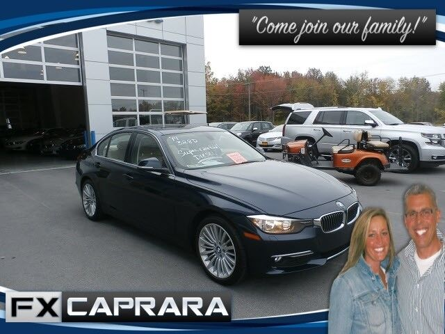 2014 BMW 3 Series 328d xDrive Watertown NY