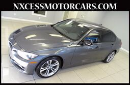 BMW 3 Series 328i AUTOMATIC SPORT SEATS 1-OWNER LOW MILES. 2014