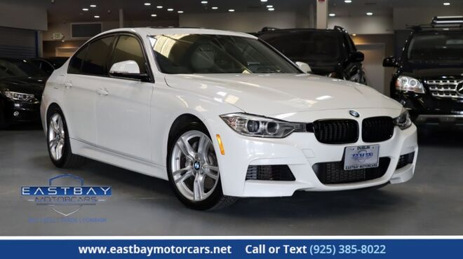 2014_BMW_3 Series_335i M Sport package_ San Ramon CA