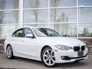 2014_BMW_3 Series_ActiveHybrid 3_ Seattle WA