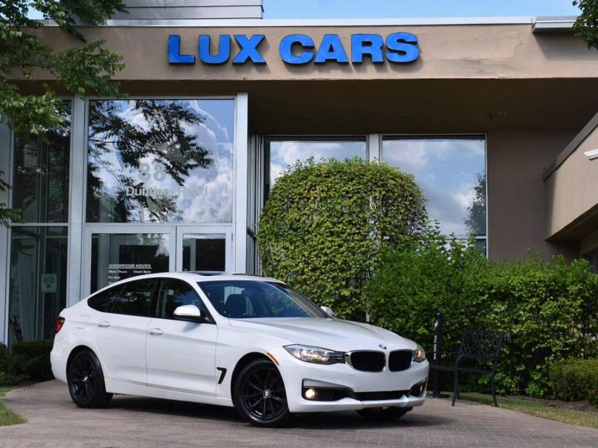 2014_BMW_328i Gran Turismo_xDrive Technology Nav AWD MSRP $50,200_ Buffalo Grove IL
