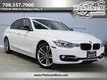 2014 BMW 335i xDrive Sport Pkg Auto Roof Heads Up Loaded MSRP $54,325